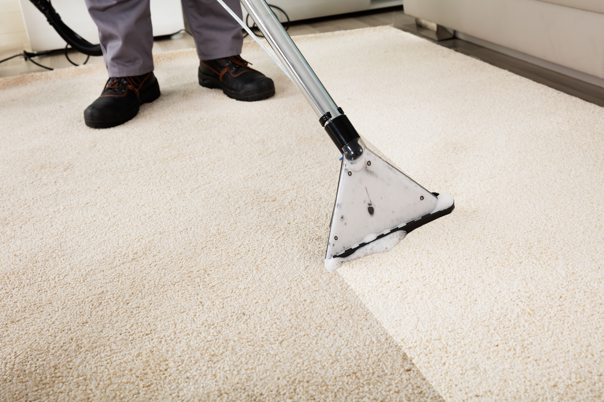 Novasteam is a Badger commercial floor cleaning services company